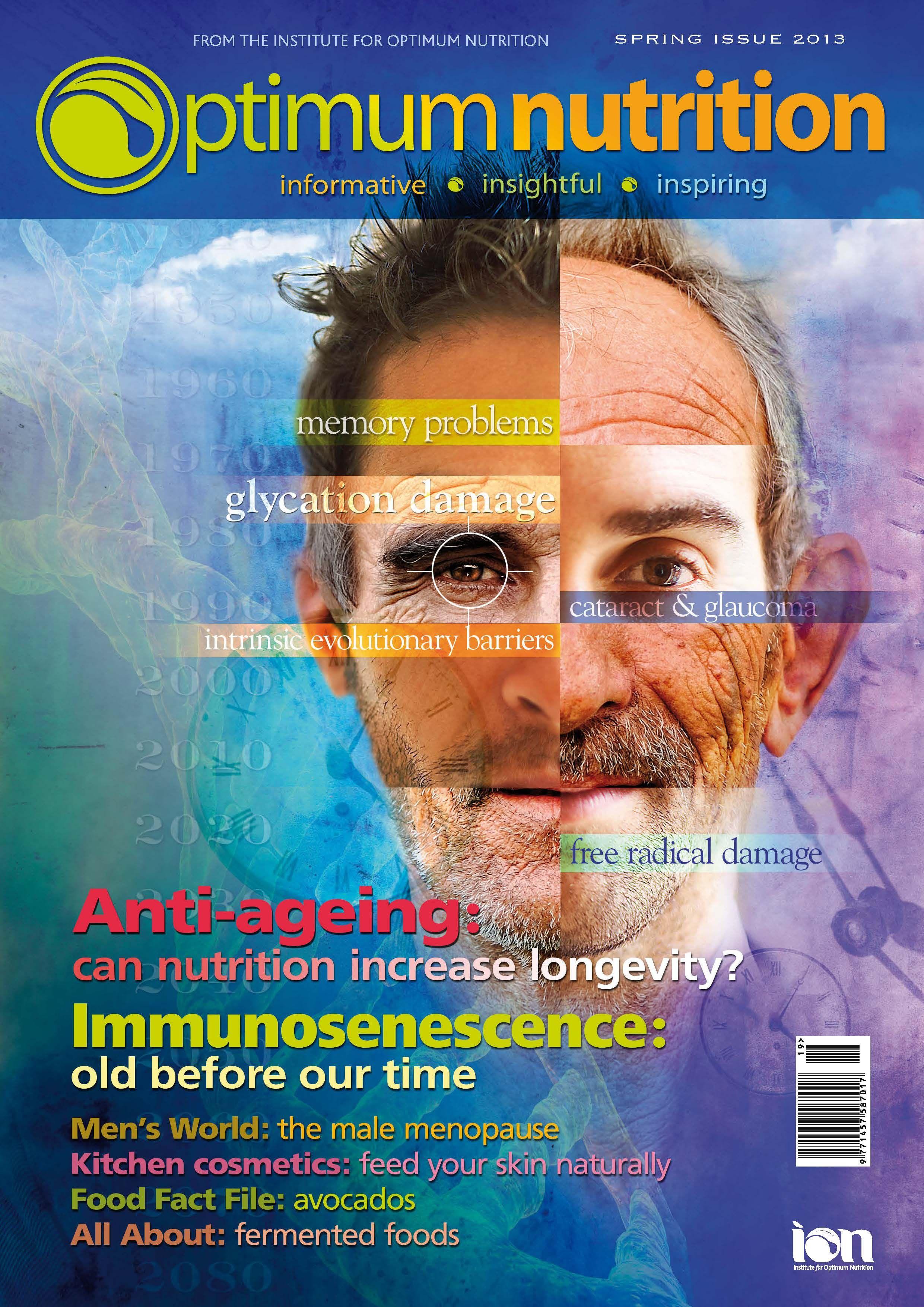 The Institute for Optimum Nutrition Magazine - Buy