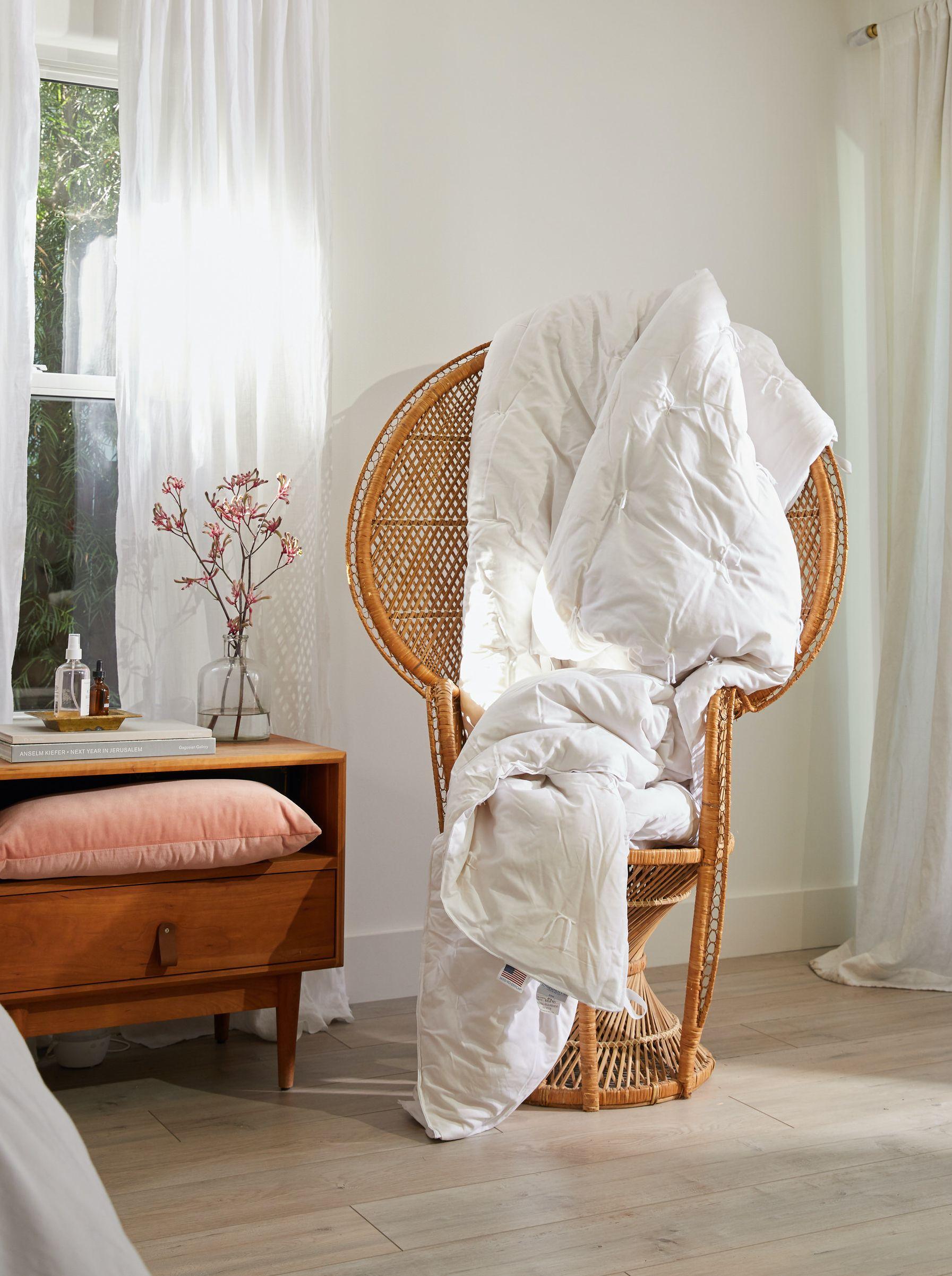 Comfort Temp Duvet Duvet, Dust mites, Bed sheets