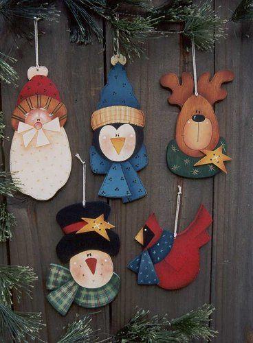 Wood Pattern ~ Wood Craft Pattern ~ Plum Purdy | Christmas ...