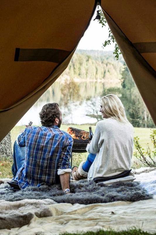 Tent Camping Home And Cottage Med Bilder