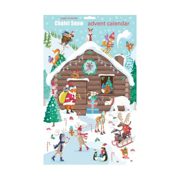 Chalet Snow Pop and Slot Christmas Advent Calendar | Christmas advent calendar, Christmas advent ...