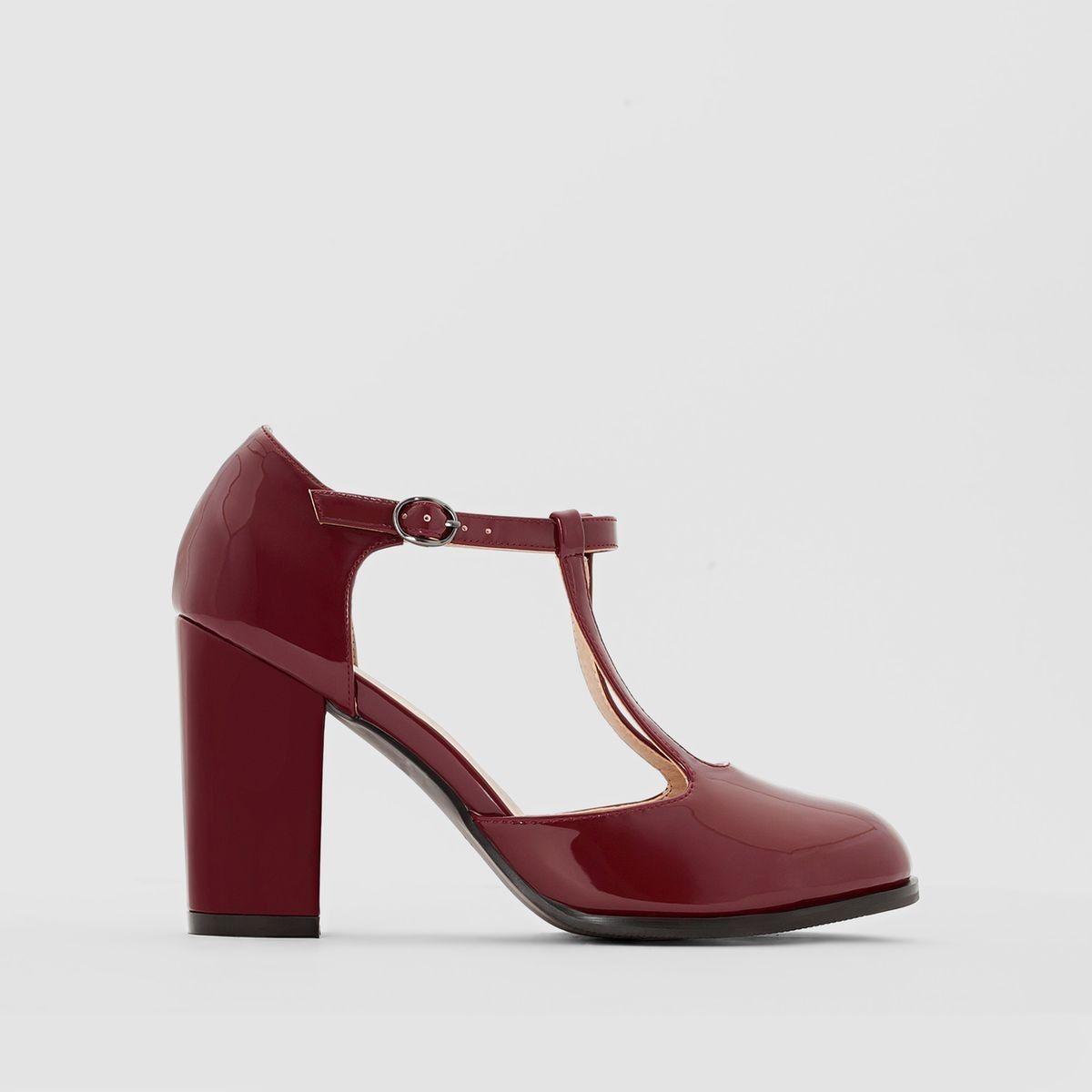 Collections De Vente ANNE WEYBURN Boots ajourées à talon pied large 38-45 Acheter Pas Cher Énorme Surprise Faux Sortie busUCE6Fc