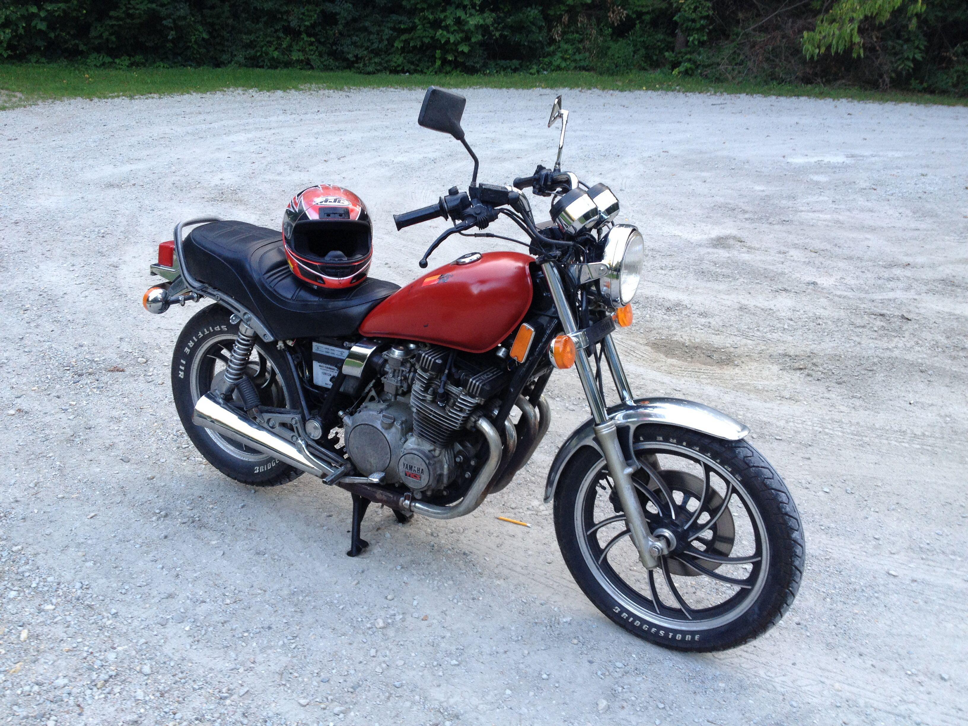 1982 Yamaha Xj650 Maxim Yamaha 650 Yamaha Bike