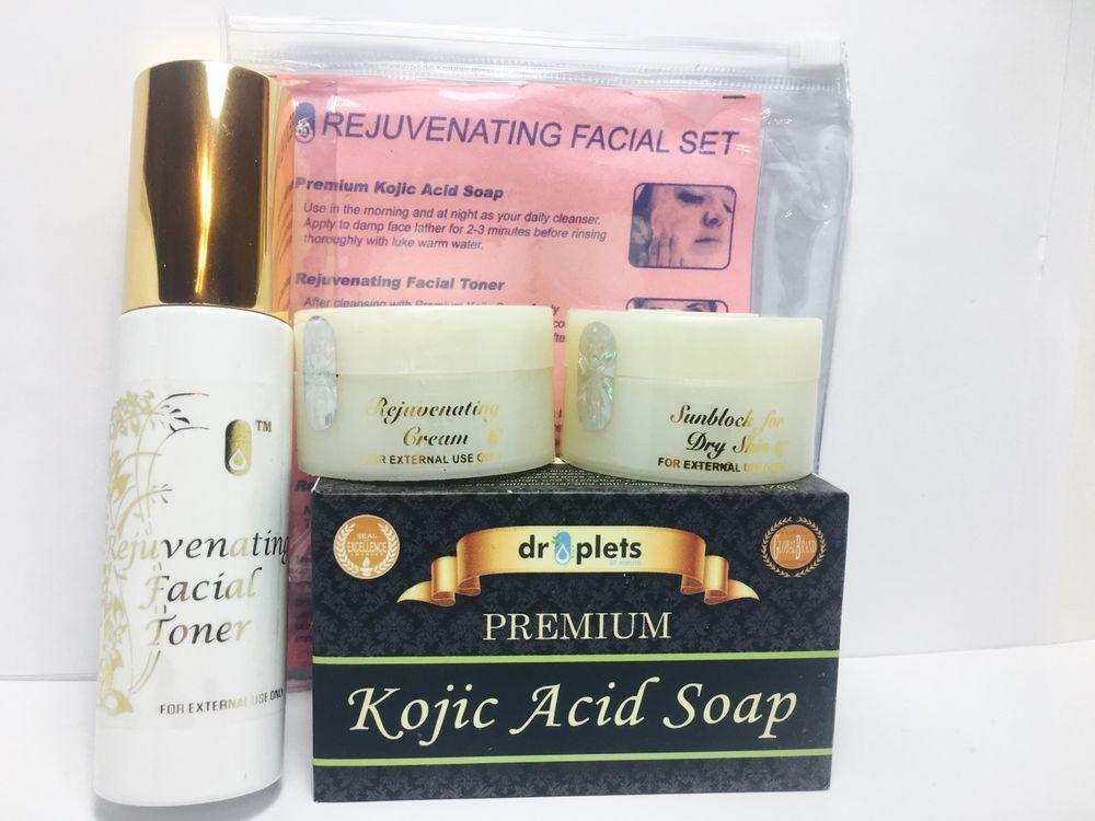 Droplets Rejuvenating Set Authentic Usa Seller Same Effect W Dr Alvin Pscf Professional Skin Care Products Skin Care Rejuvenation