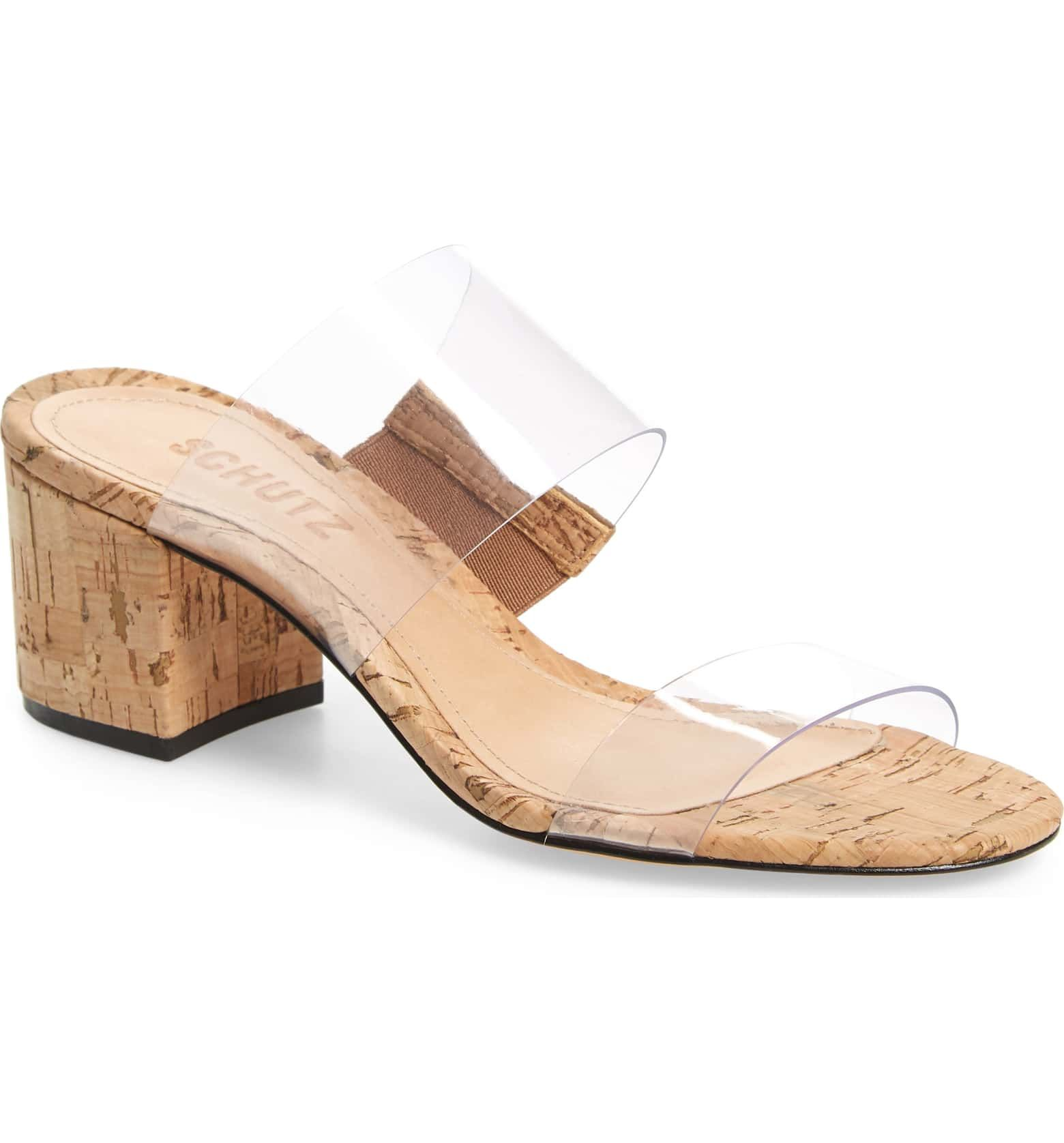 Schutz Victorie Slide Sandal (Women