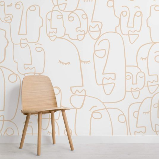 Abstract Wall Mural Designs Wallpaper Collection