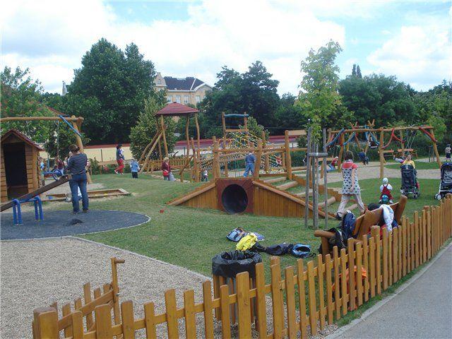 Детская площадка - Реферат