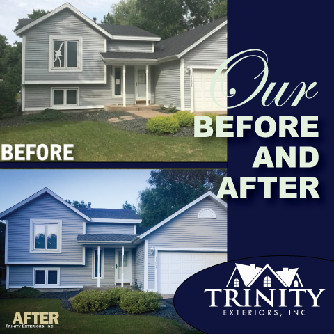 New Vinyl Siding Makes All The Difference Engineered Wood Siding Steel Siding Vinyl Siding
