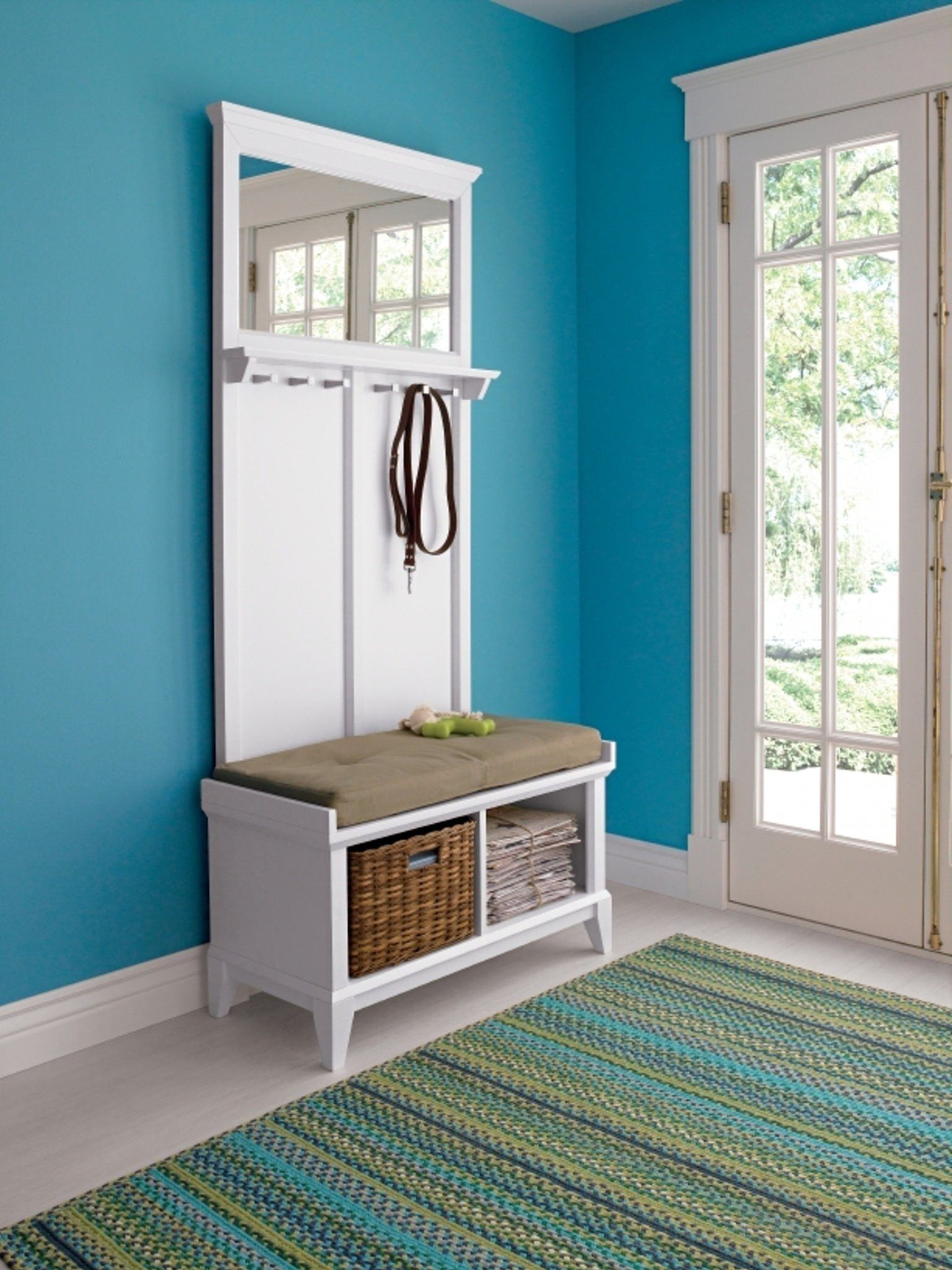 Storing Coats And Shoes When Your Front Hall Foyer Furnitureentrance