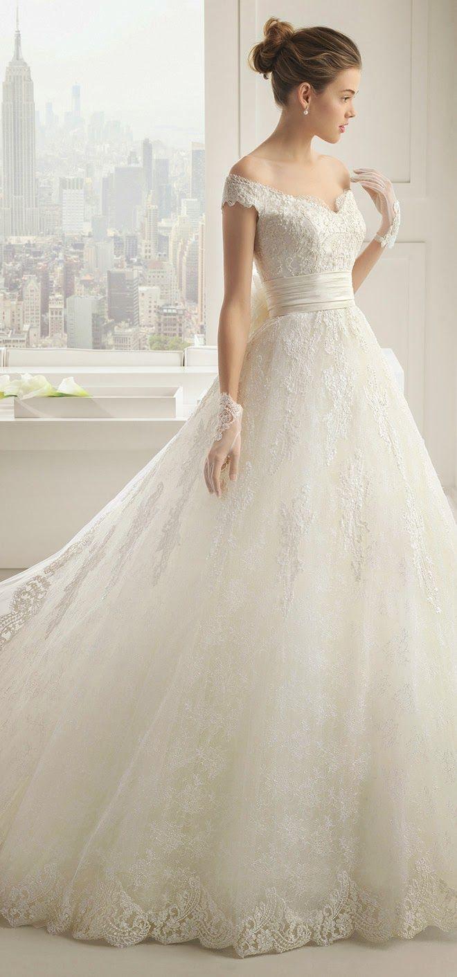 Princess Wedding Dresses : Rosa Clara 2015 Bridal Collection Part 2 ...
