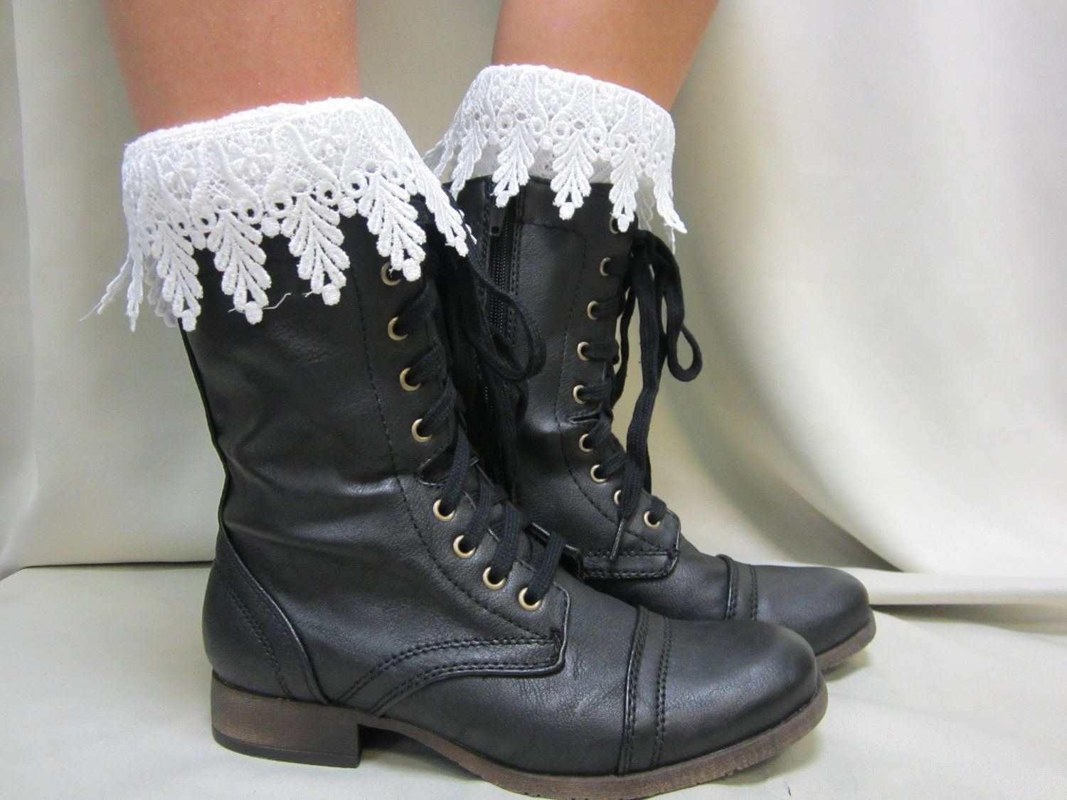 1000  images about boot socks on Pinterest | Lace socks, Lace trim ...