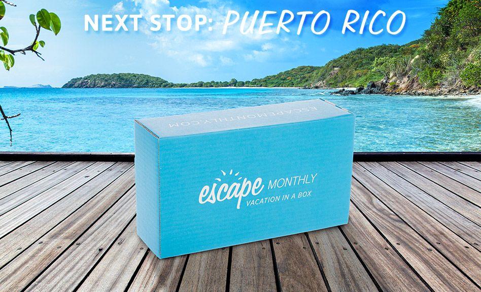 Escape Monthly $50.00