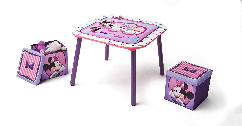 Scrivania In Legno Minnie Mouse : Pin di antonio fornieles gomez su muebles disney para niños y