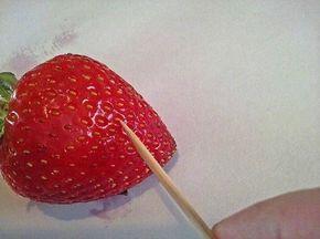 comment faire pousser des fraises partir de leurs graines jardinage pinterest jardins. Black Bedroom Furniture Sets. Home Design Ideas