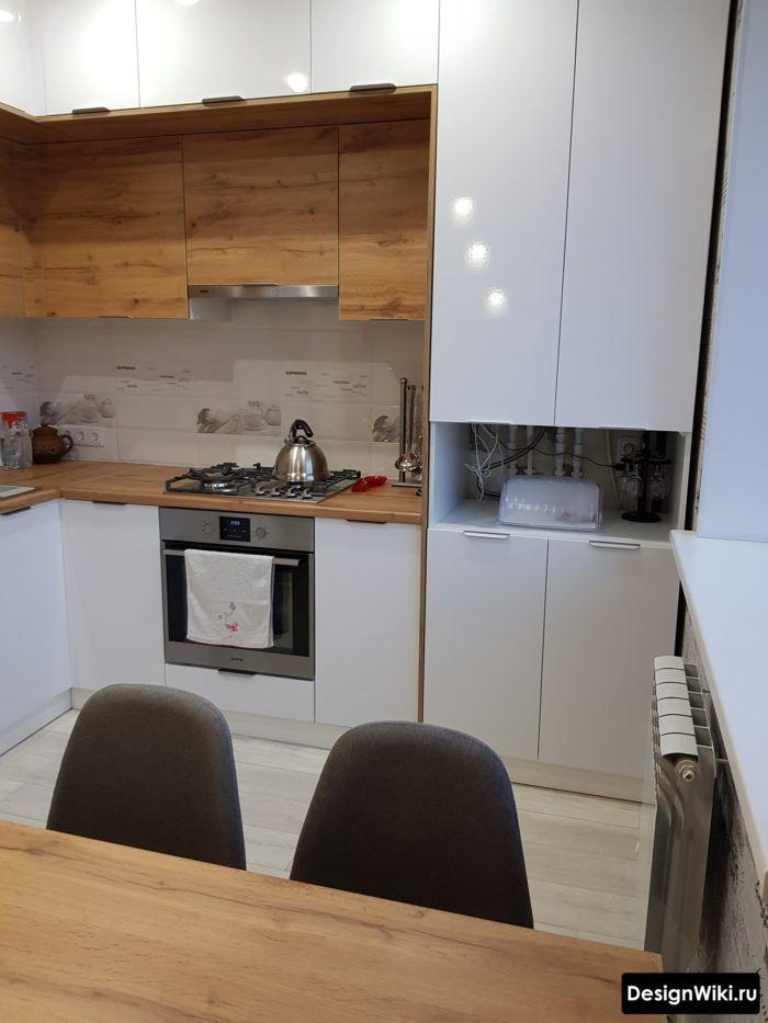 фото кухня м