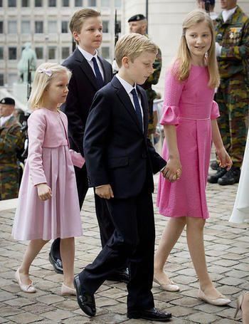 Isabel de Bélgica, la única heredera que ejerce de heredera | Royalty