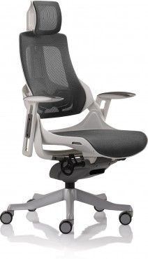 Awesome Tc Storm 048 Executive Mesh Office Chair Gaming Bits Bralicious Painted Fabric Chair Ideas Braliciousco
