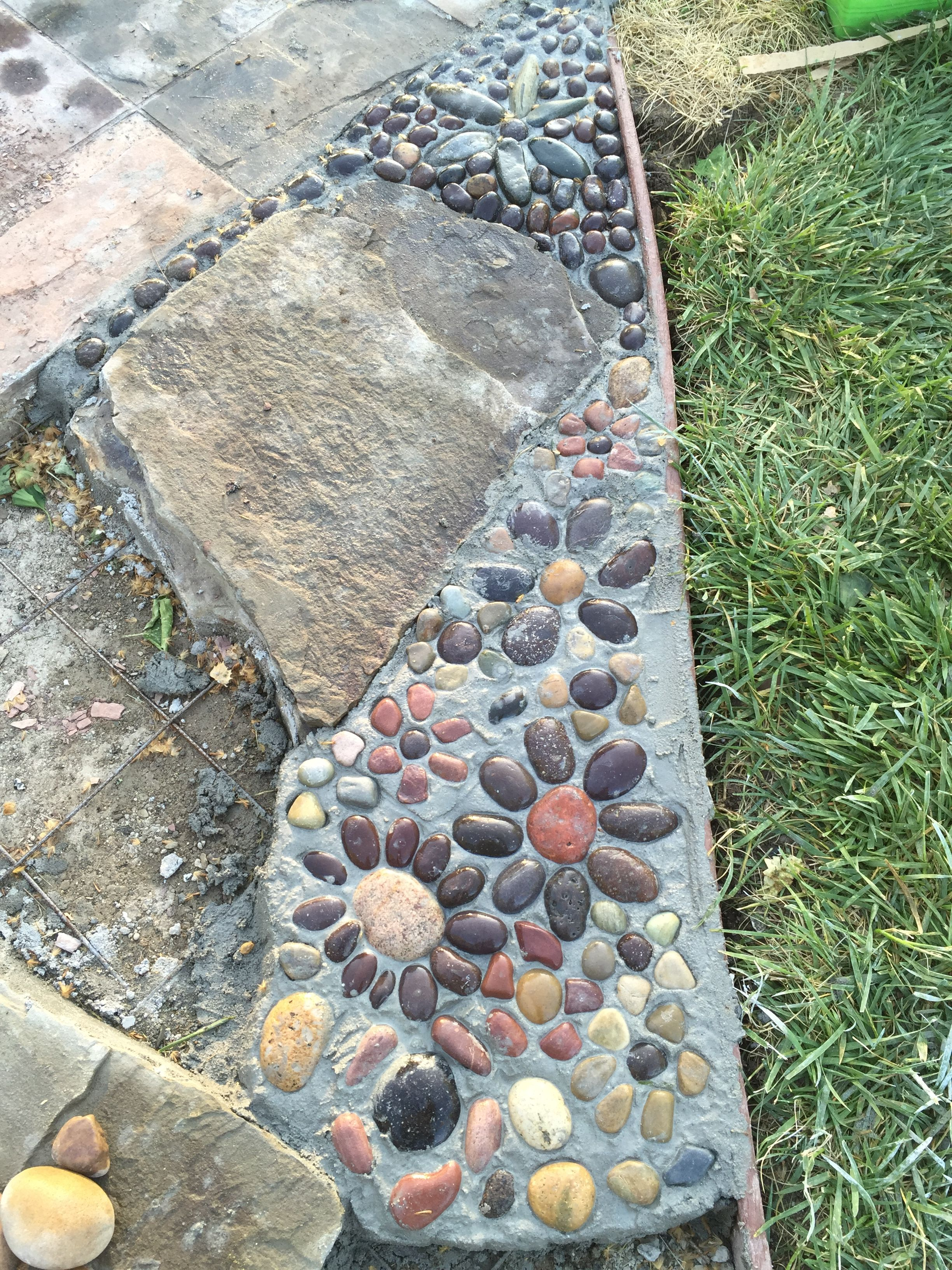 Inspirierend Steine Garten Schema