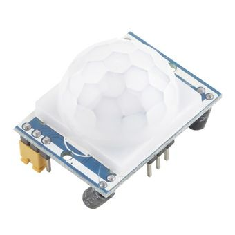 1pcs Ir Pyroelectric Infrared Pir Motion Sensor Detector Module Hc Sr501 Pir Belanja