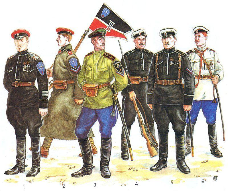 Форма россии армия