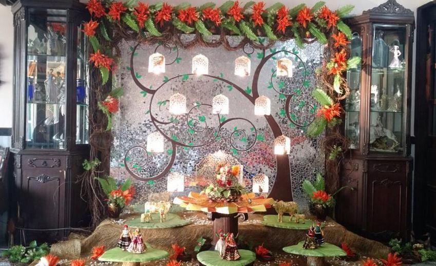 Decoration Ideas for Krishna Janmashtami | Janmashtami ...
