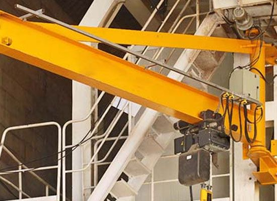 5 Ton Jib Crane Reputable Jib Crane Supplier Aimix Group Tom