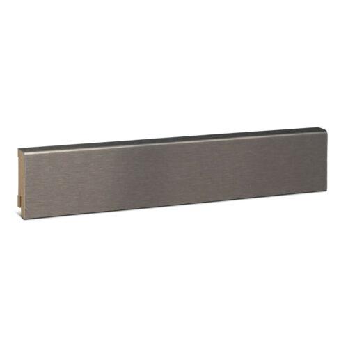 Sockelleiste Edelstahl 58mm Fussleiste Modern 16x58x2500mm Kabelkanal Leiste Ebay In 2020 Sockel Edelstahl Sockelleisten