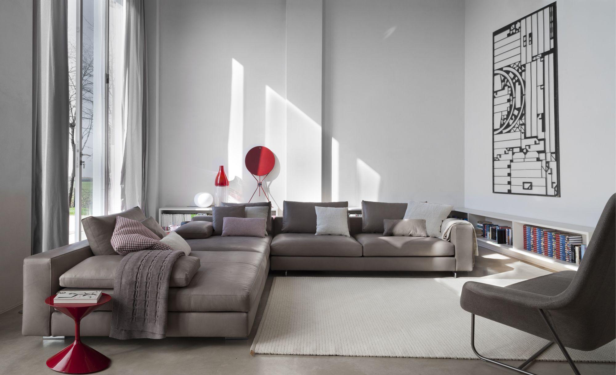 divano | sofa scott, l.+r. palomba 2014 buongiorno e benvenuti nel ... - Soggiorno Design 2014