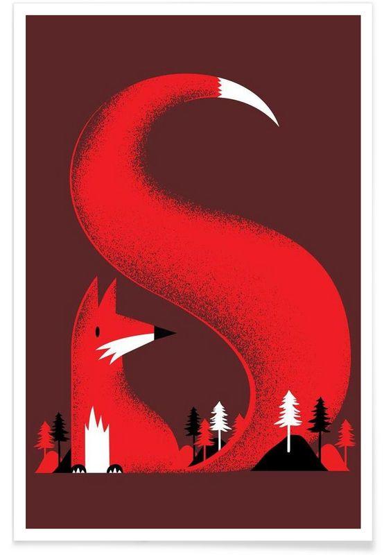S like Fox -Poster