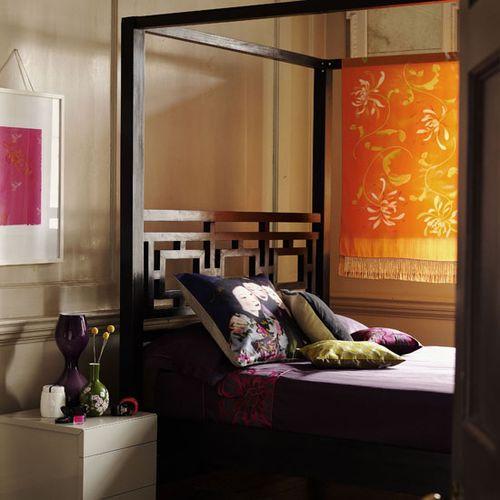 Lotushaus Oriental Bedroom Interior Design Bedroom Bedroom Design