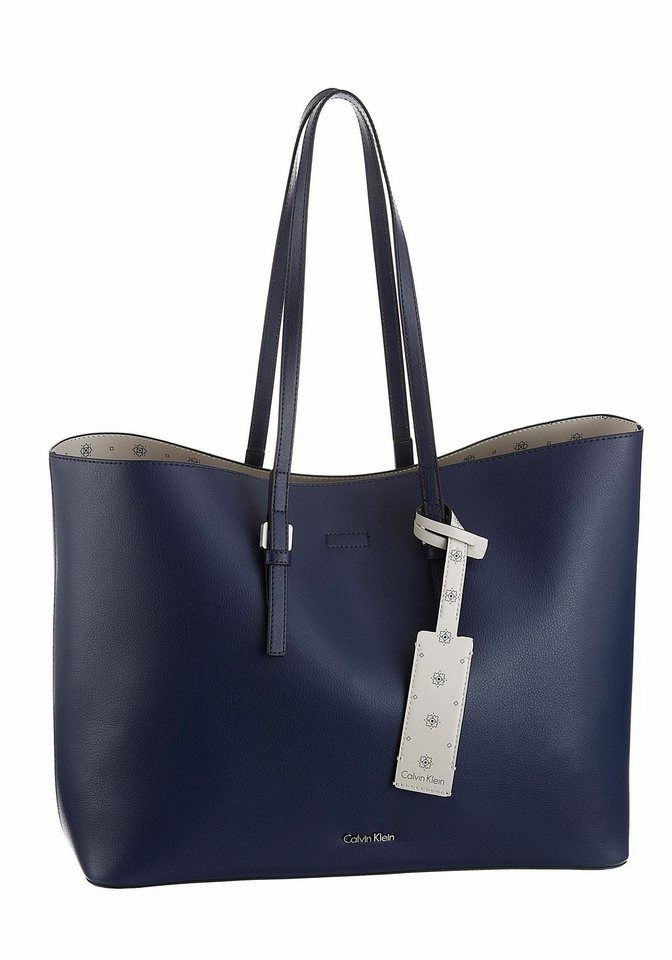 Calvin Klein Shopper »ZONE LARGE SHOPPER«, mit
