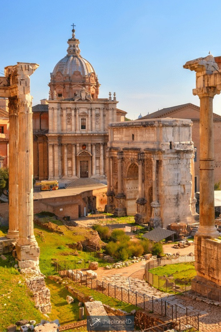 Rome for Free - Free and Cheap Attractions to do in Rome ...