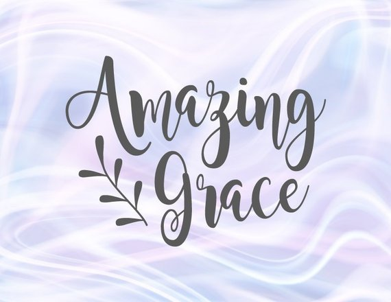 Download Amazing Grace SVG Hymn Sign Religious Christian t-Shirt Word Bible Vers...#amazing #bible #christian #download #grace #hymn #religious #sign #svg #tshirt #vers #word