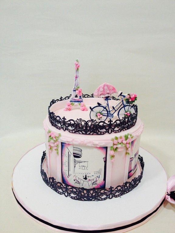 11 Cake Designs Pinterest Cake Paris cakes and