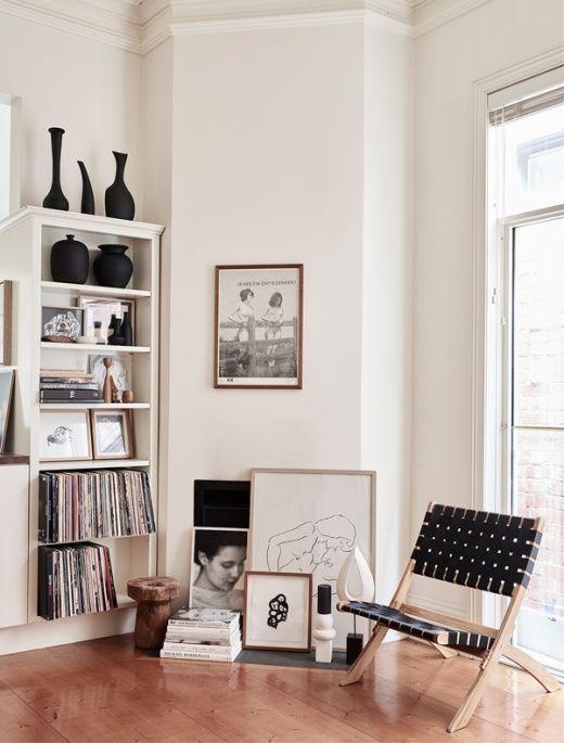 An artists abode