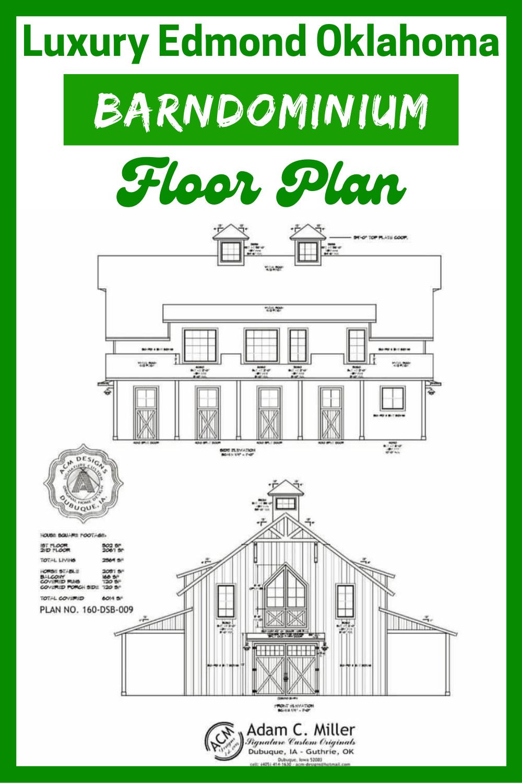 Edmond Oklahoma Barndominium Open Floor Plan Barndominium Barndominium Floor Plans Open Floor Plan