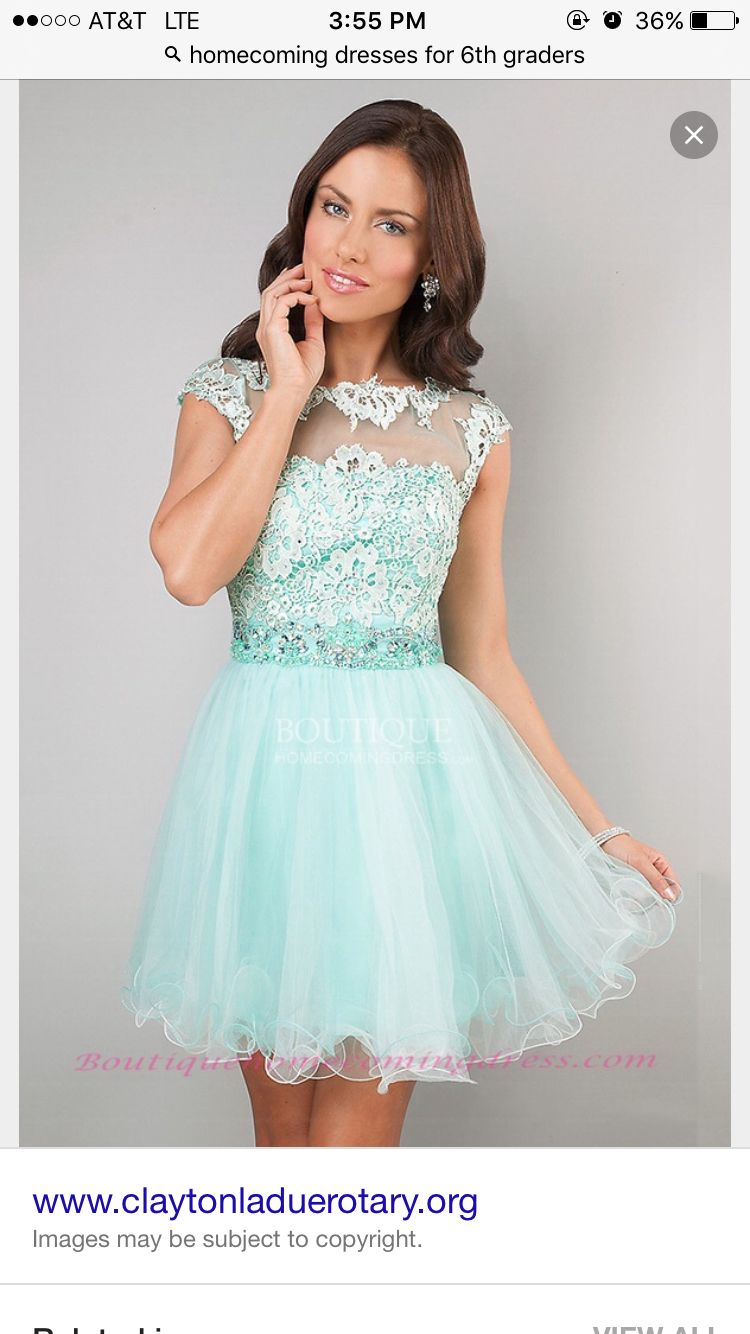 1000  images about homecoming dresses middle school on Pinterest ...