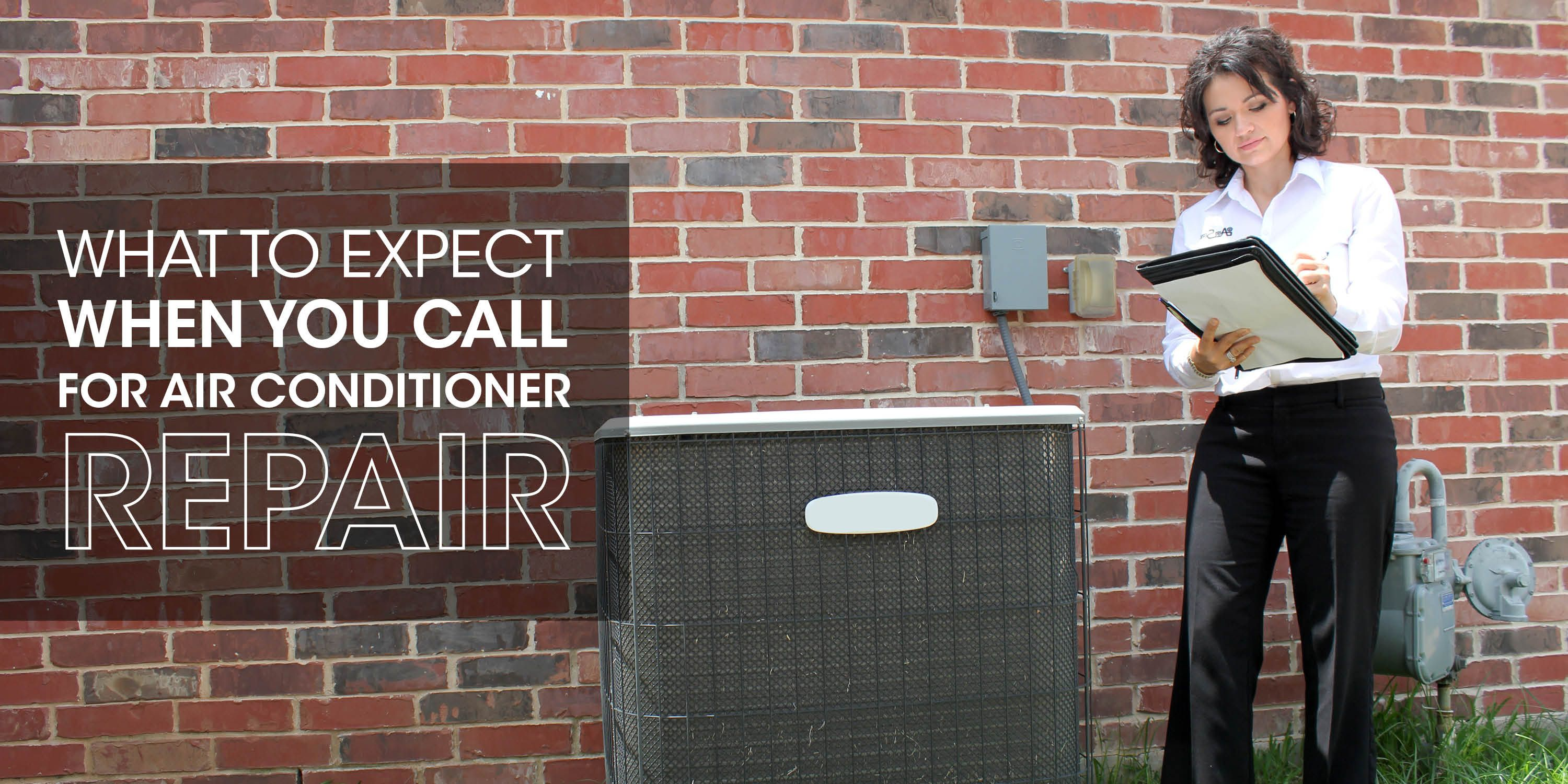 What Can You Expect When You Call for AC Repair? Ac