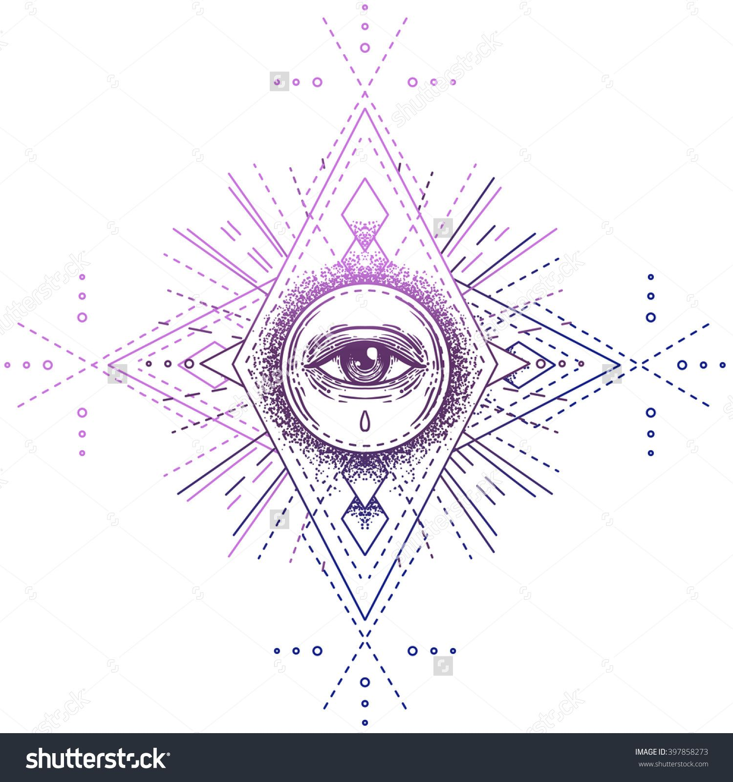 Sacred geometry symbol with all seeing eye isolated on white sacred geometry symbol with all seeing eye isolated on white mystic alchemy buycottarizona