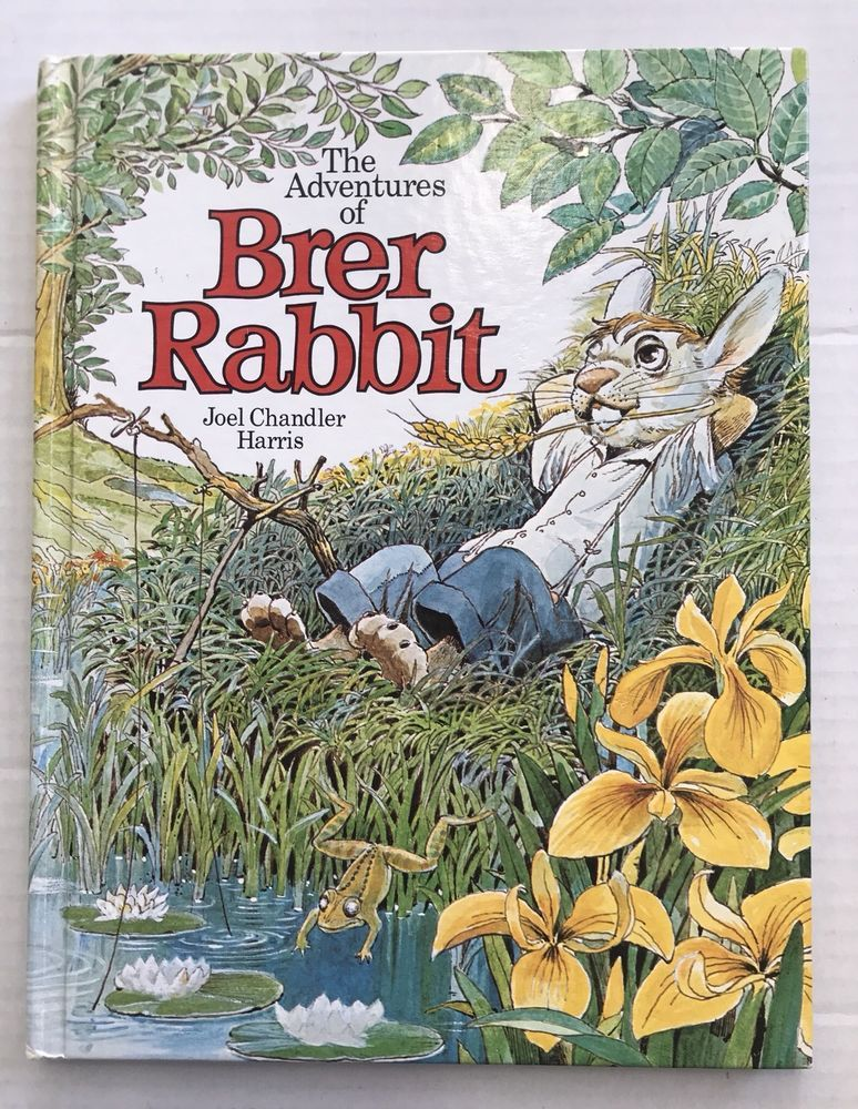 1980 The Adventures Of Brer Rabbit By Joel Chandler Harris Illust Frank Baber Hc Ebay Adventure Chandler 1980s Kids