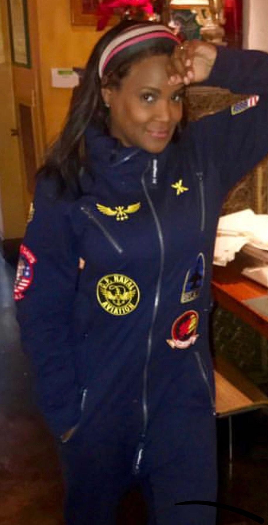 Pin by Patrica BeckwithBusby on Patches Varsity jacket