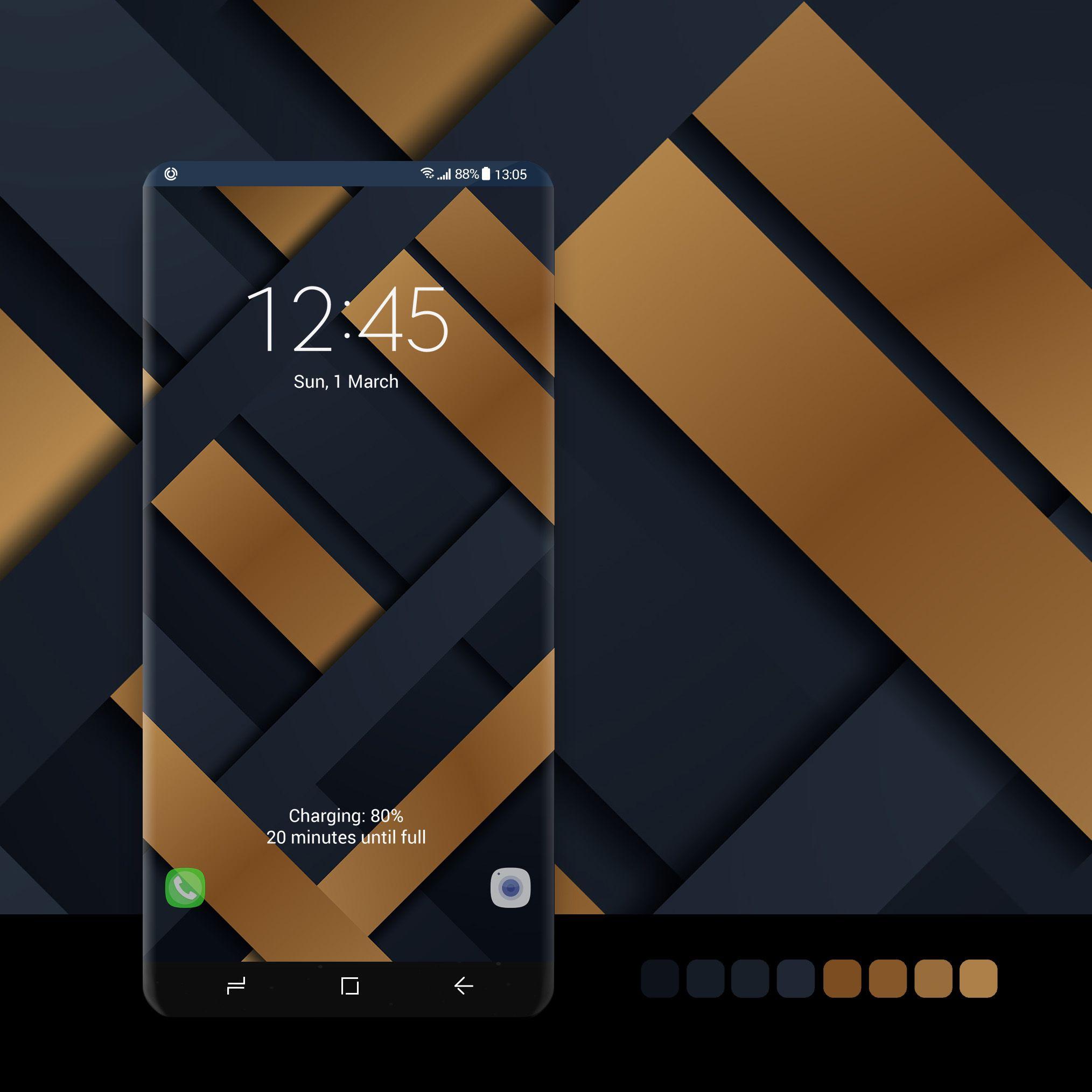 Samsung Galaxy Wallpaper, Galaxy