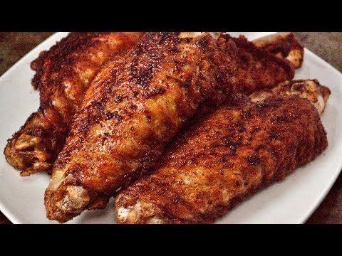 Photo of Cajun Fried Turkey Wings Recipe – Coop Can Cook
