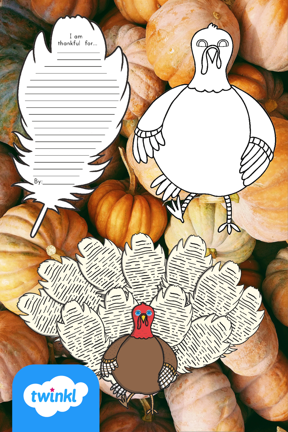 Giving Thanks Turkey Feather Class Writing Project In 2020 Turkey Feathers Turkey Writing Writing Project