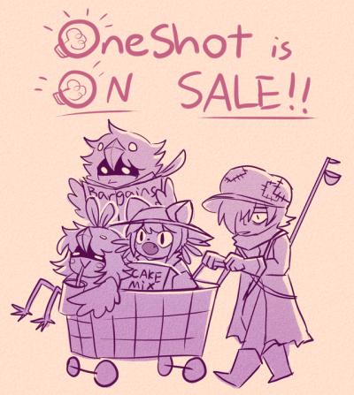 oneshot (game) | Tumblr | Shots games, Indie games, Pixel ...