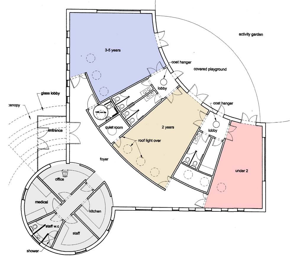 Child Care Floor Plan Keywordspy Child Care Center Design Children Hospital Design Kids Health