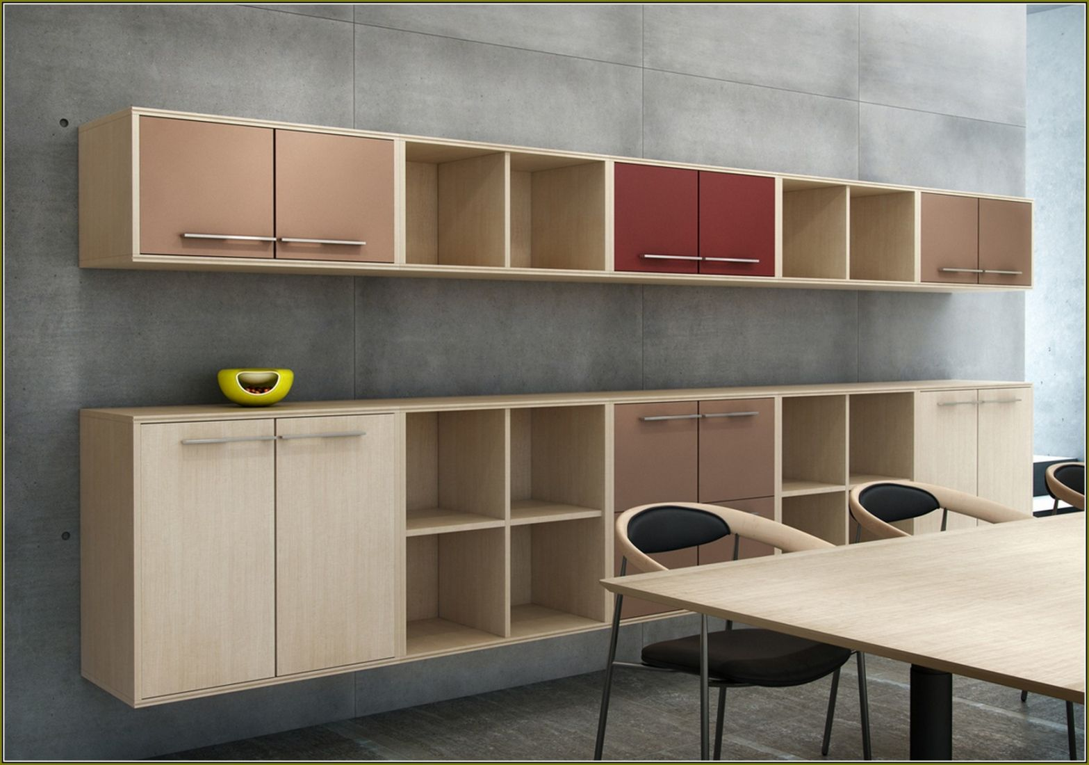 Wall Storage Units For Office