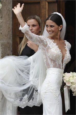 Abiti da sposa piu belli 2014