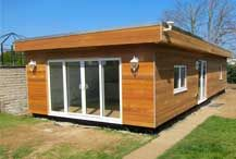 This superb 72 square metre Garden Annexe is a great way to extend your home living space - perfect for grandparents or young adults struggling to get on the housing ladder who need their independence, great value for money.    Call Executive Garden Rooms on 01202 874766