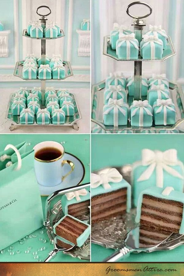 Tiffany Blue Wedding: Who Said that Red is the Only Color of Love